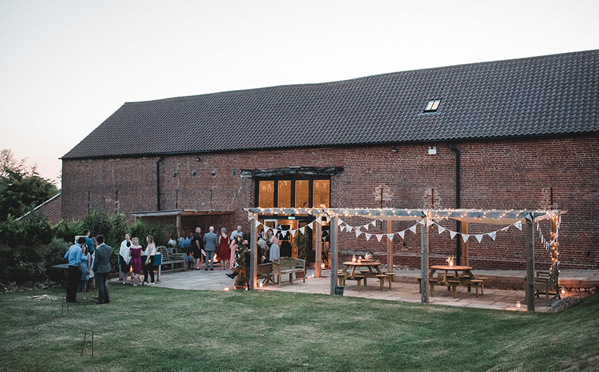 The Perfect Venues For A Festival Wedding Theme - Manor Mews | CHWV