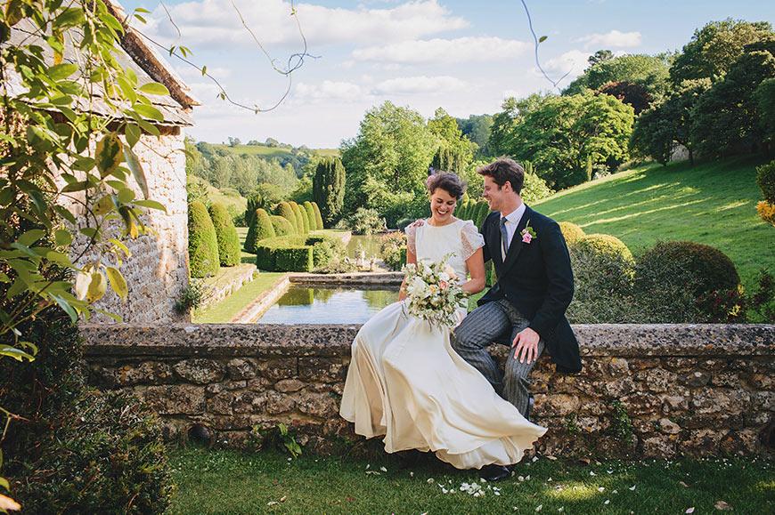 8 Magical Minimalist Wedding Venues - Mapperton | CHWV