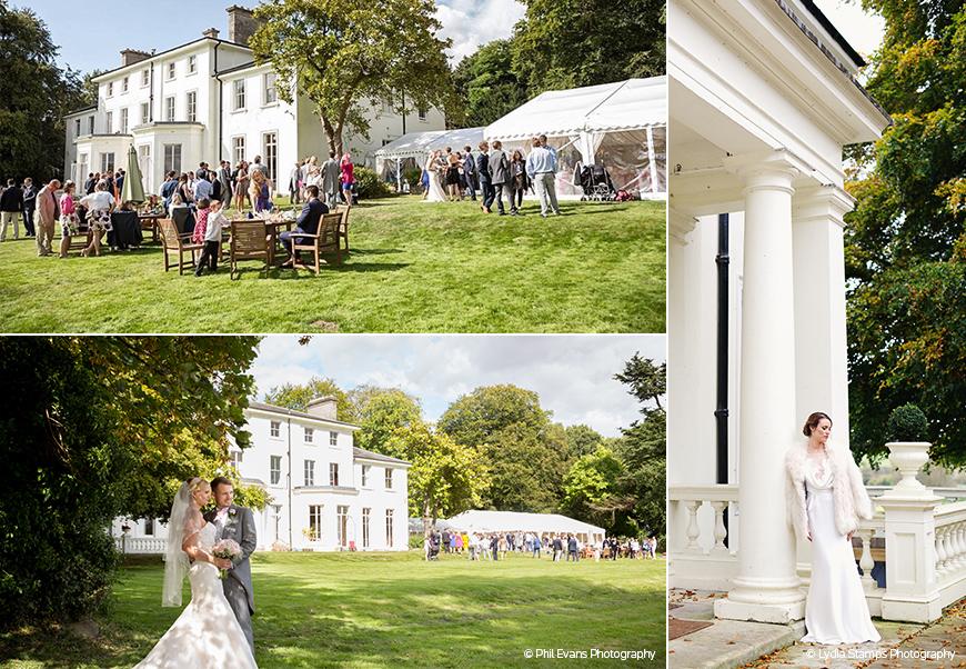 Marvellous Marquee Wedding Venues - Penton Park | CHWV