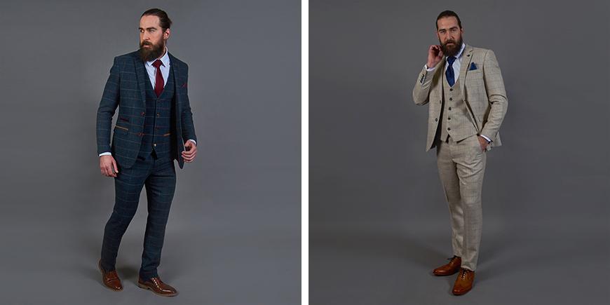 Dressed To Impress – Wedding Suits With Master Debonair | CHWV
