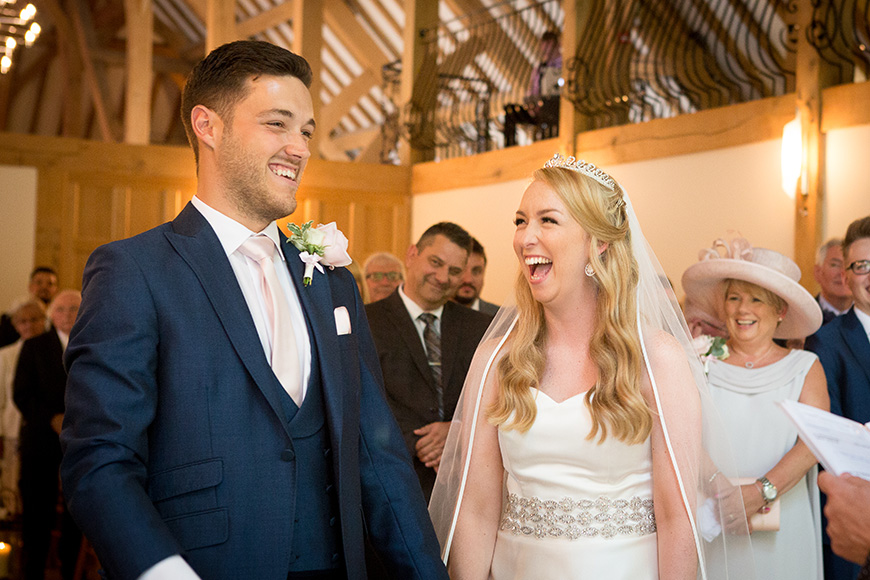 Maxine and Michael's Colourful Summer Wedding At Rivervale Barn | CHWV