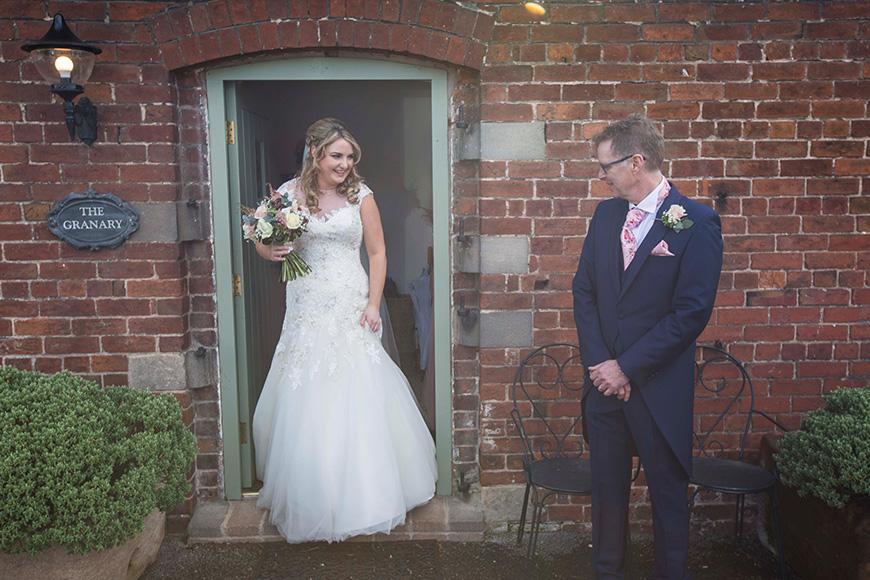 Micaela and Garry's Lively Wedding at Sandhole Oak Barn - Ready! | CHWV