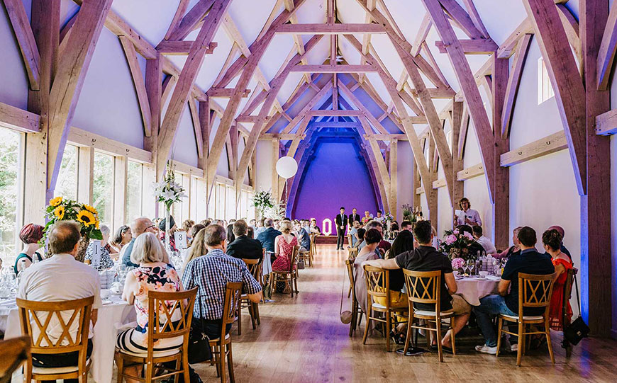 9 Unusual Wedding Venues For A Unique Day - The Mill Barns | CHWV