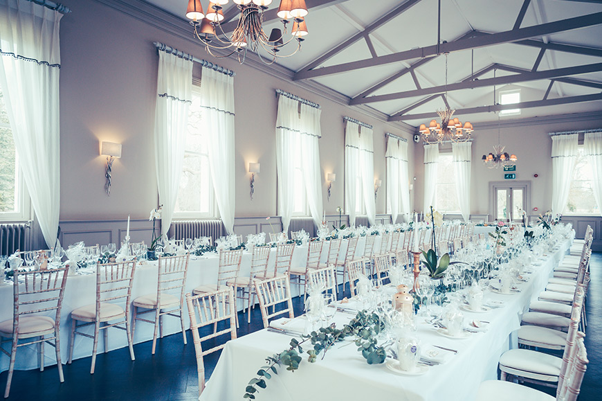 8 Magical Minimalist Wedding Venues - Morden Hall | CHWV