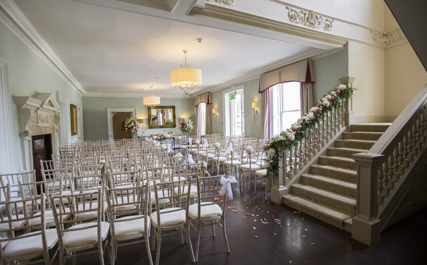 10 Romantic Wedding Venues That You Won't Want To Miss - Morden Hall | CHWV