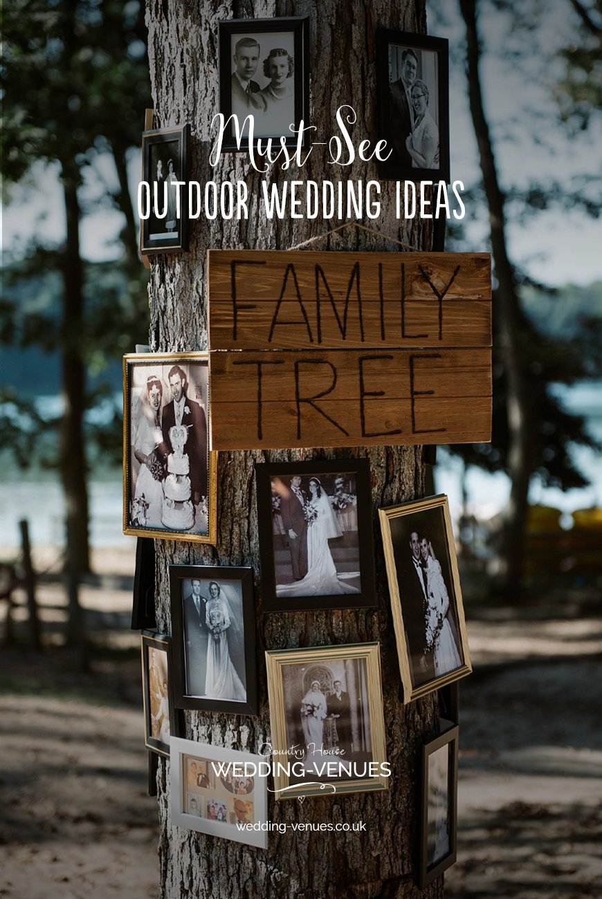 Must-See Outdoor Wedding Ideas | CHWV