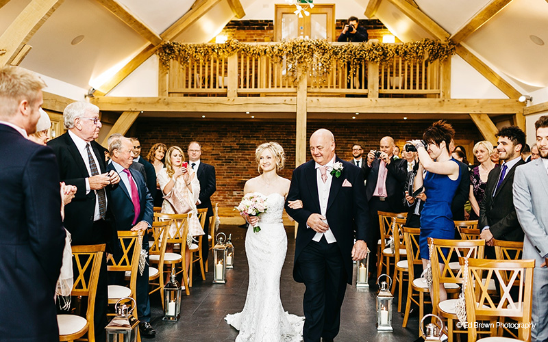 Barn Wedding Venues In Leicestershire