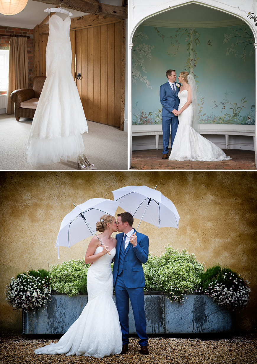 Natalie and Stephen's Super Stylish Celebration at Wasing Park - The outfits | CHWV