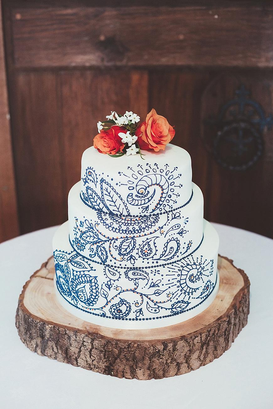 Wedding Ideas By Colour: Navy Wedding Decorations - Stationery | CHWV