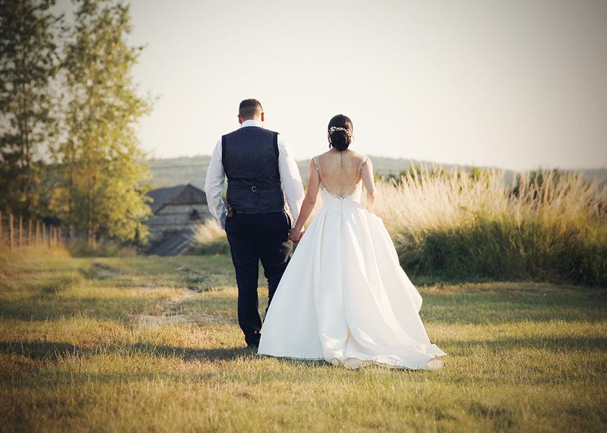 Real Wedding - Noora and Nashwan's Country Summer Wedding at Upwaltham Barns | CHWV