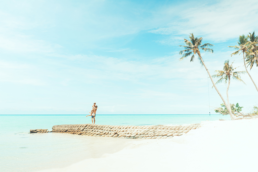 12 Once In A Lifetime Honeymoon Ideas - The Maldives | CHWV