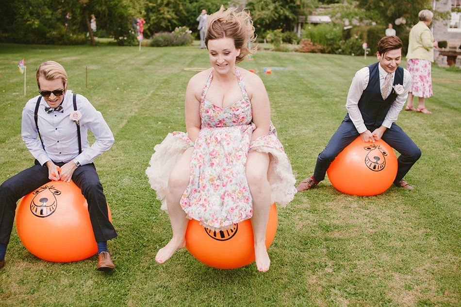 Outdoor Wedding Ideas | Alternative Wedding Ideas | CHWV