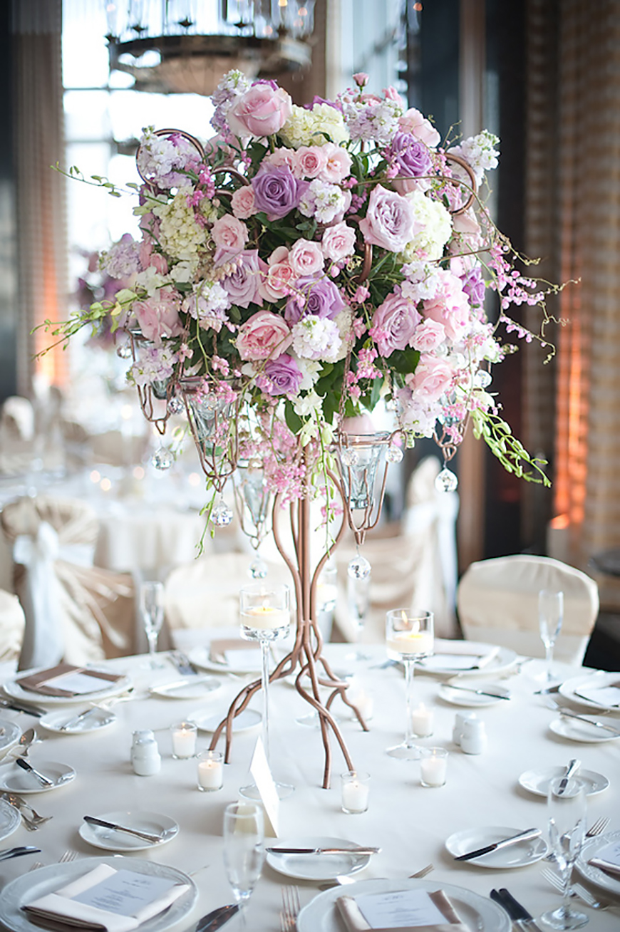 Wedding Ideas By Pantone Colour: Pink Lavender - Flowers | CHWV