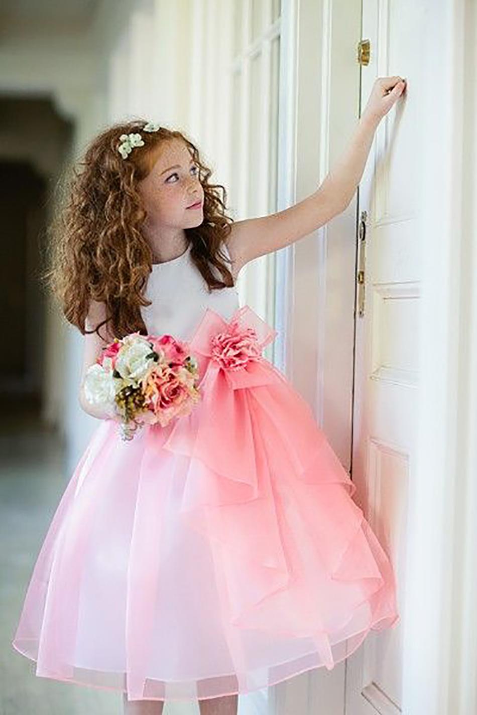 Фото платья на выпускной для девочки