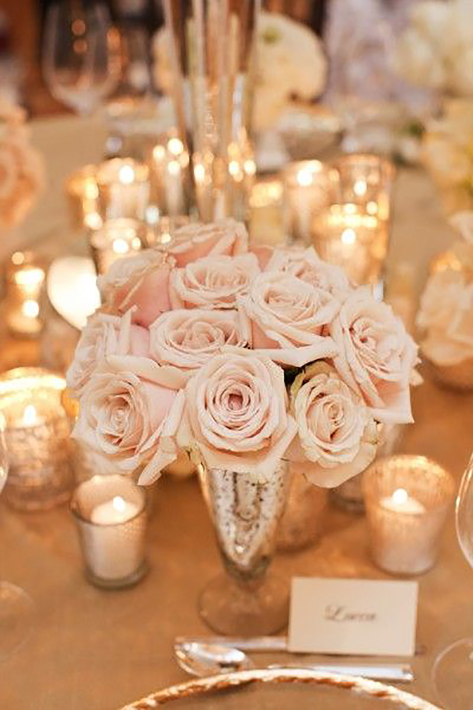 Wedding ideas by colour: pastel pink flowers