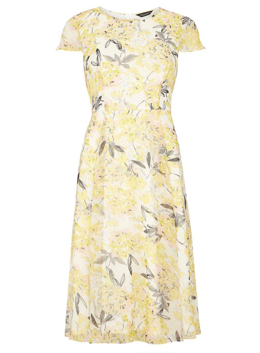 Wedding ideas by colour: pastel yellow bridesmaid dresses - Dorothy Perkins | CHWV