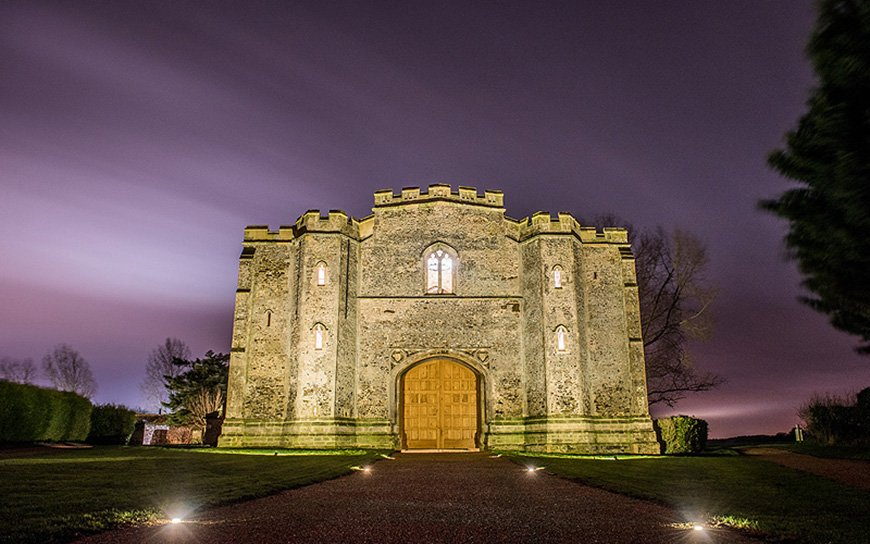 3 Reasons Why You'll Fall in Love with Pentney Abbey | CHWV
