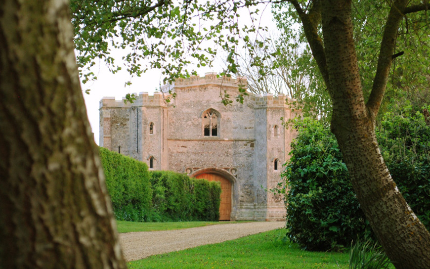 3 Reasons Why You'll Fall in Love with Pentney Abbey   CHWV