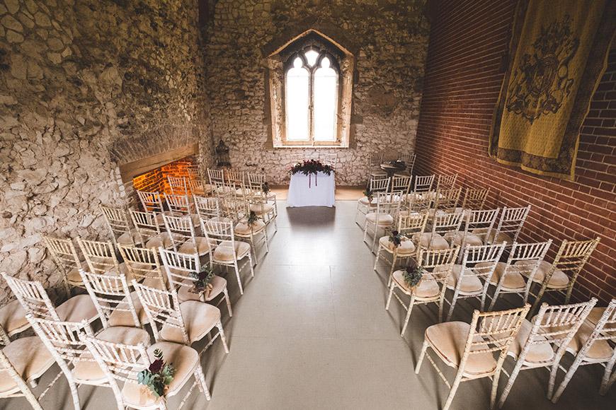 11 Unique Wedding Venues You Won't Want To Miss - Pentney Abbey | CHWV