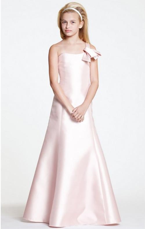Wedding Ideas by Colour: Pink Flower Girl Dresses - OK Dress | CHWV