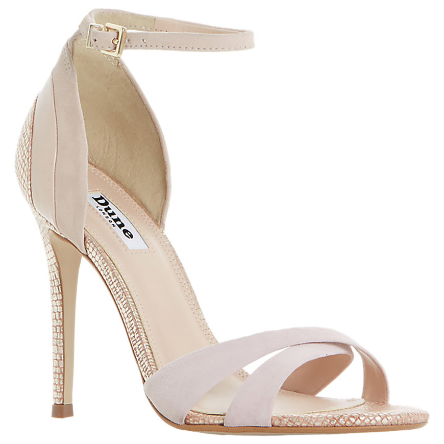 Wedding Ideas By Colour: Pastel Wedding Shoes - In the pink | CHWV