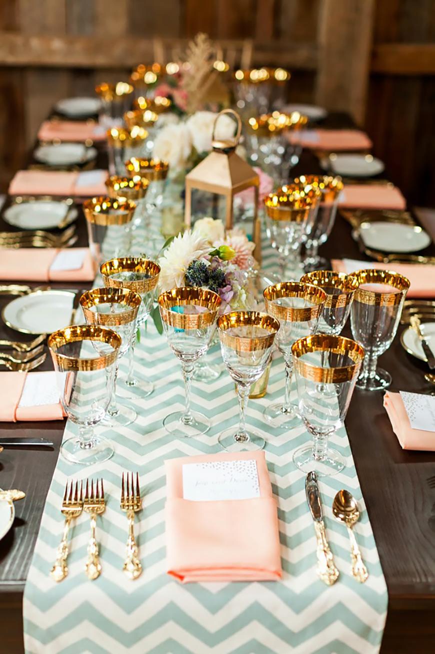 Wedding Ideas By Colour: Pistachio Green Wedding Theme - Table decorations | CHWV
