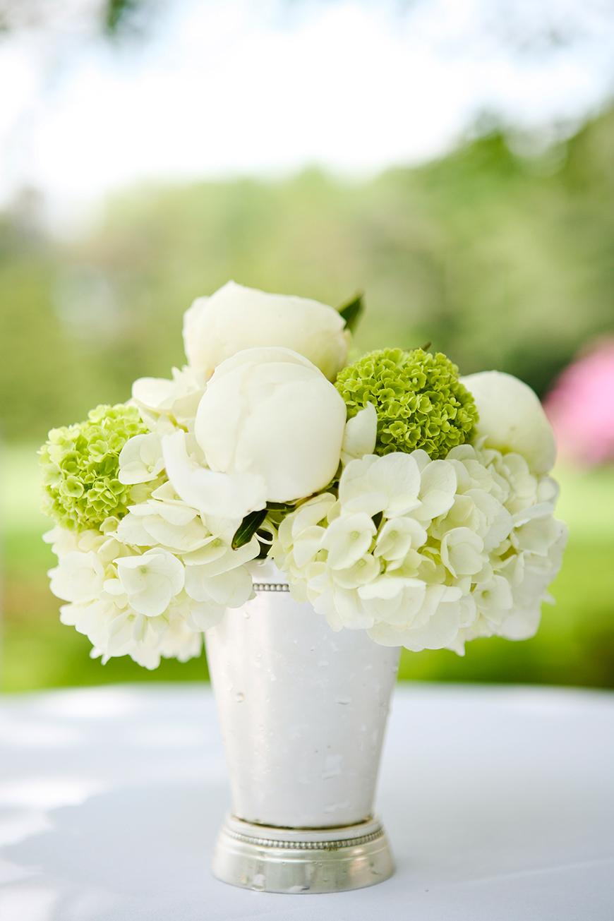 Wedding Ideas By Colour: Pistachio Green Wedding Theme - Flowers | CHWV