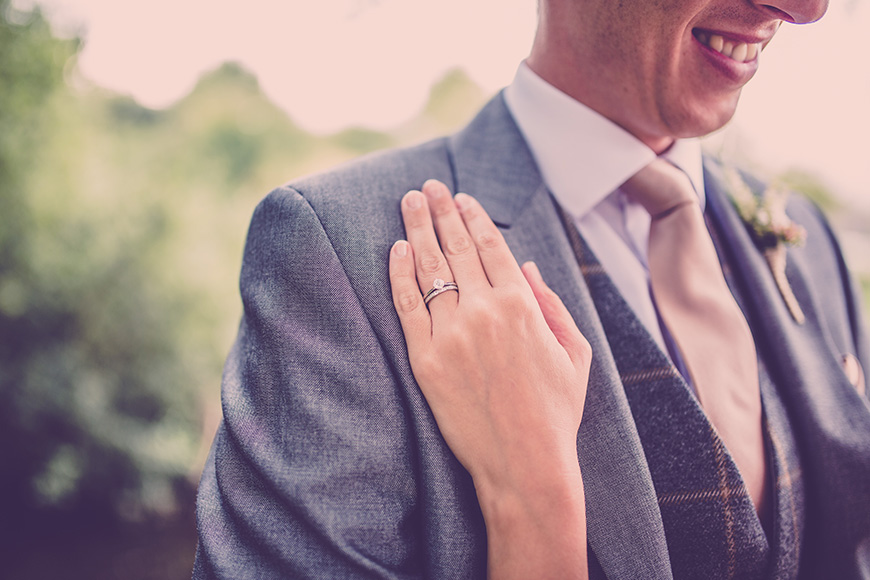 Quirky Wedding Traditions - The rings | CHWV