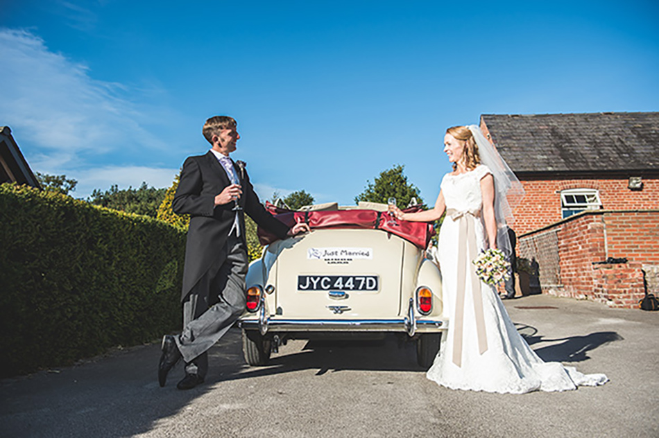 Real Wedding – Rachel and Norman's Chic and Vintage Wedding Celebration