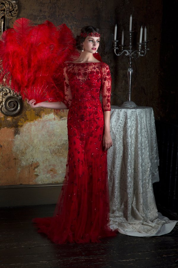 Red Wedding Gown: Red Wedding Dresses