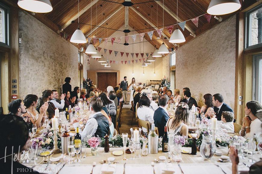 8 Magical Minimalist Wedding Venues - River Cottage | CHWV