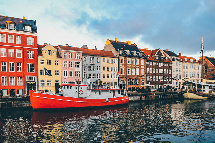 Romantic City Breaks For Your Honeymoon - Copenhagen | CHWV