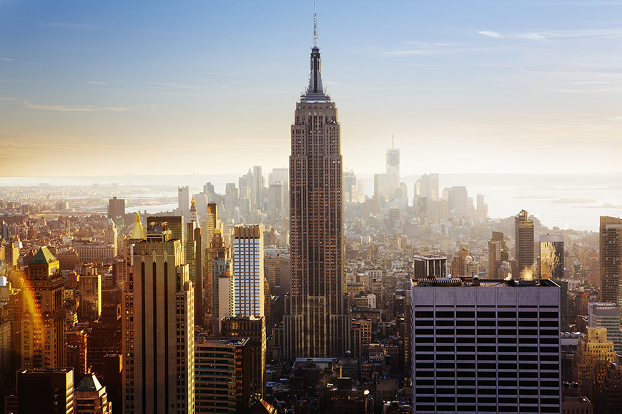 Romantic City Breaks For Your Honeymoon - New York | CHWV