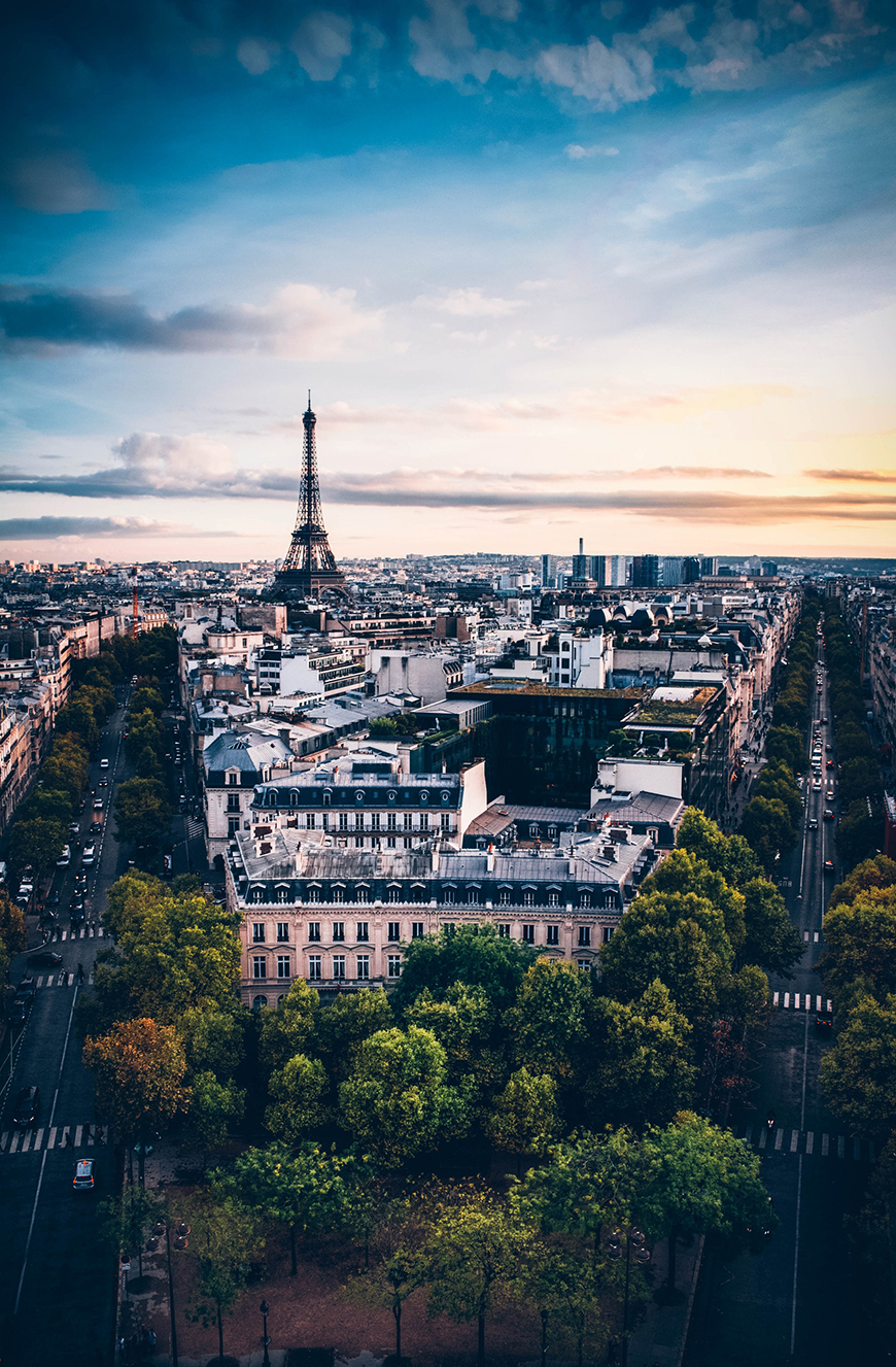 Romantic City Breaks For Your Honeymoon - Paris | CHWV
