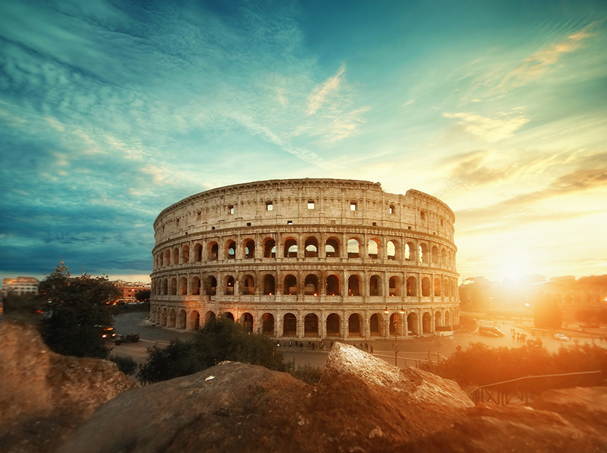 Romantic City Breaks For Your Honeymoon - Rome | CHWV