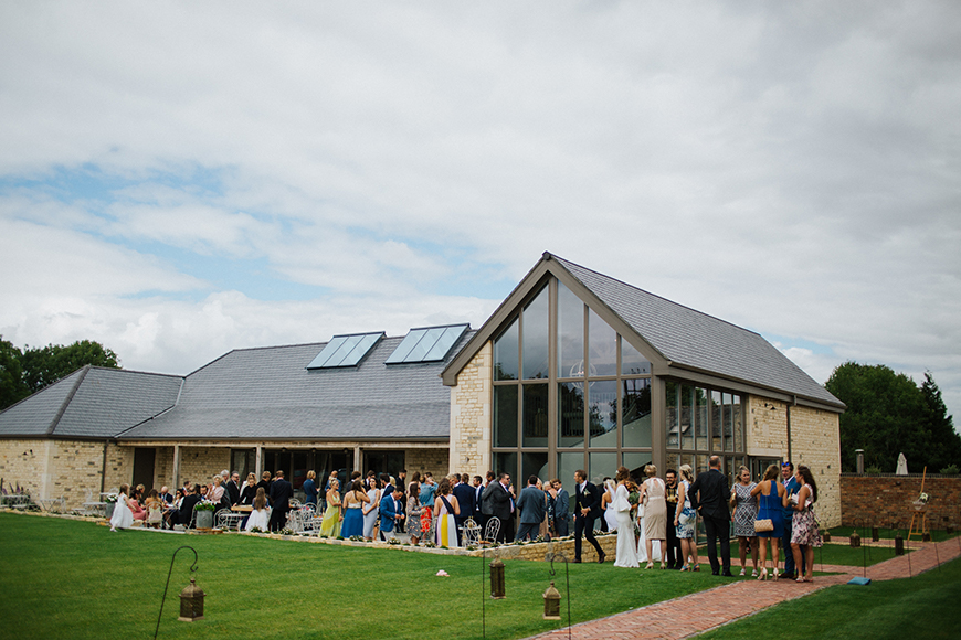 11 Romantic Wedding Venues For A Summer Celebration - Blackwell Grange | CHWV