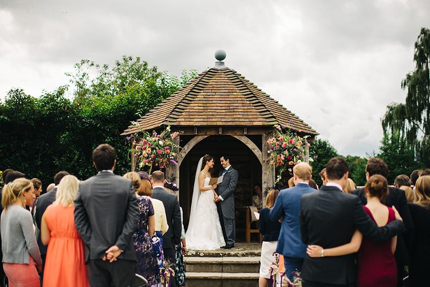 11 Romantic Wedding Venues For A Summer Celebration - Delbury Hall | CHWV