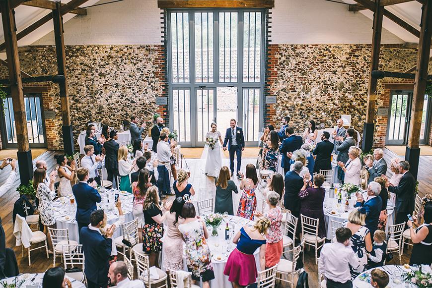 11 Romantic Wedding Venues For A Summer Celebration - Oxnead Hall | CHWV