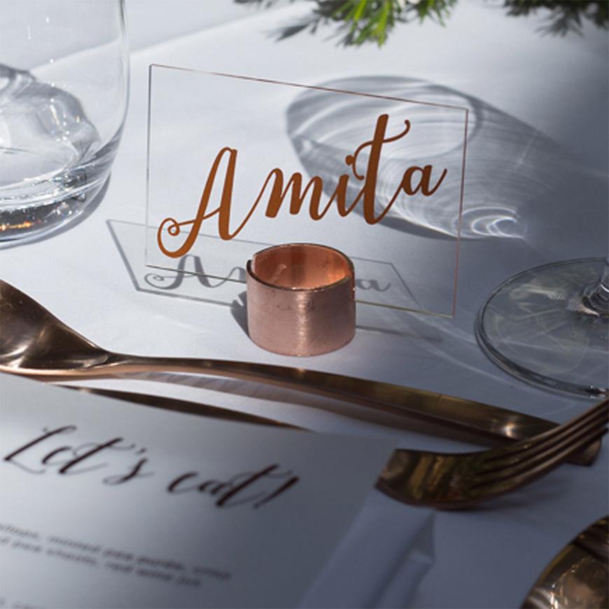 2020 Wedding Trends - Clear Wedding Invitations | CHWV