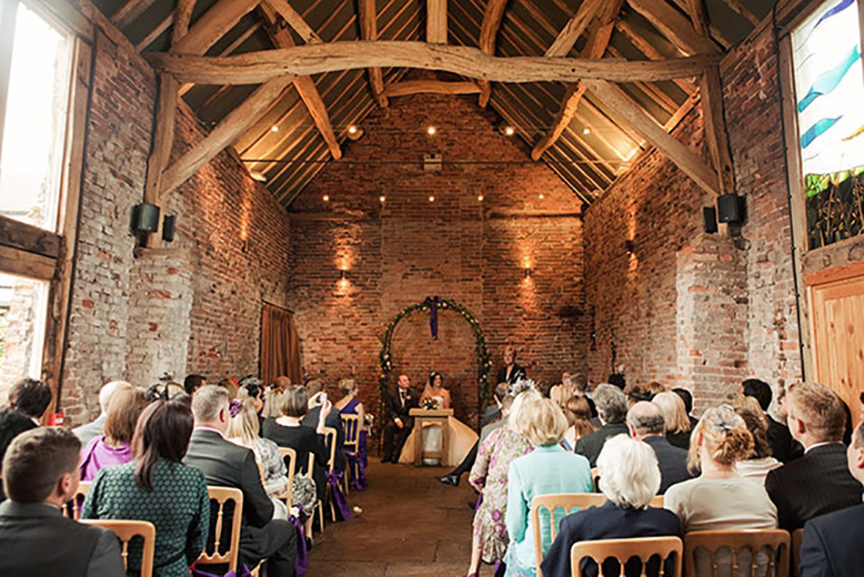 Top Rustic Barn Wedding Venues UK