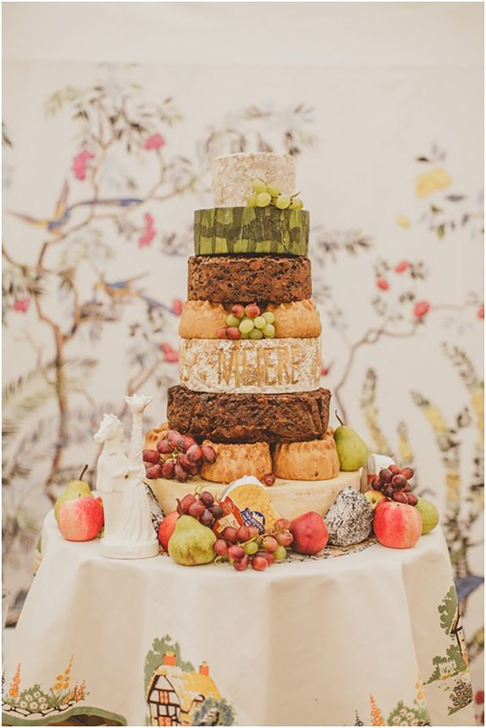 Wedding fakes: go for these savoury options instead of sweet