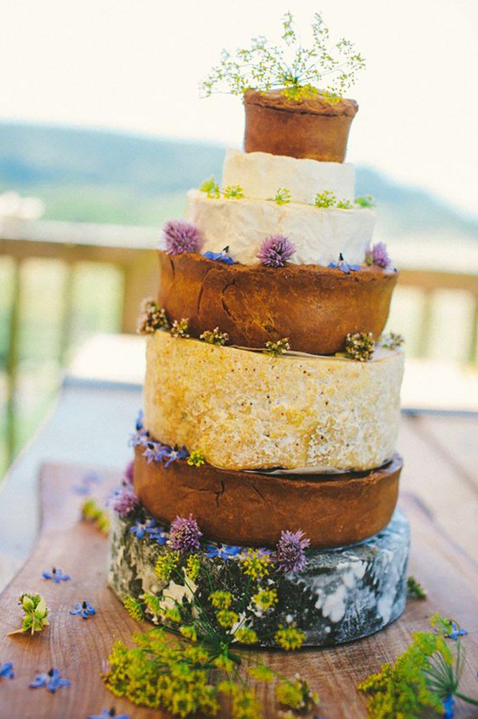 Alternative Savoury Wedding Cakes | CHWV