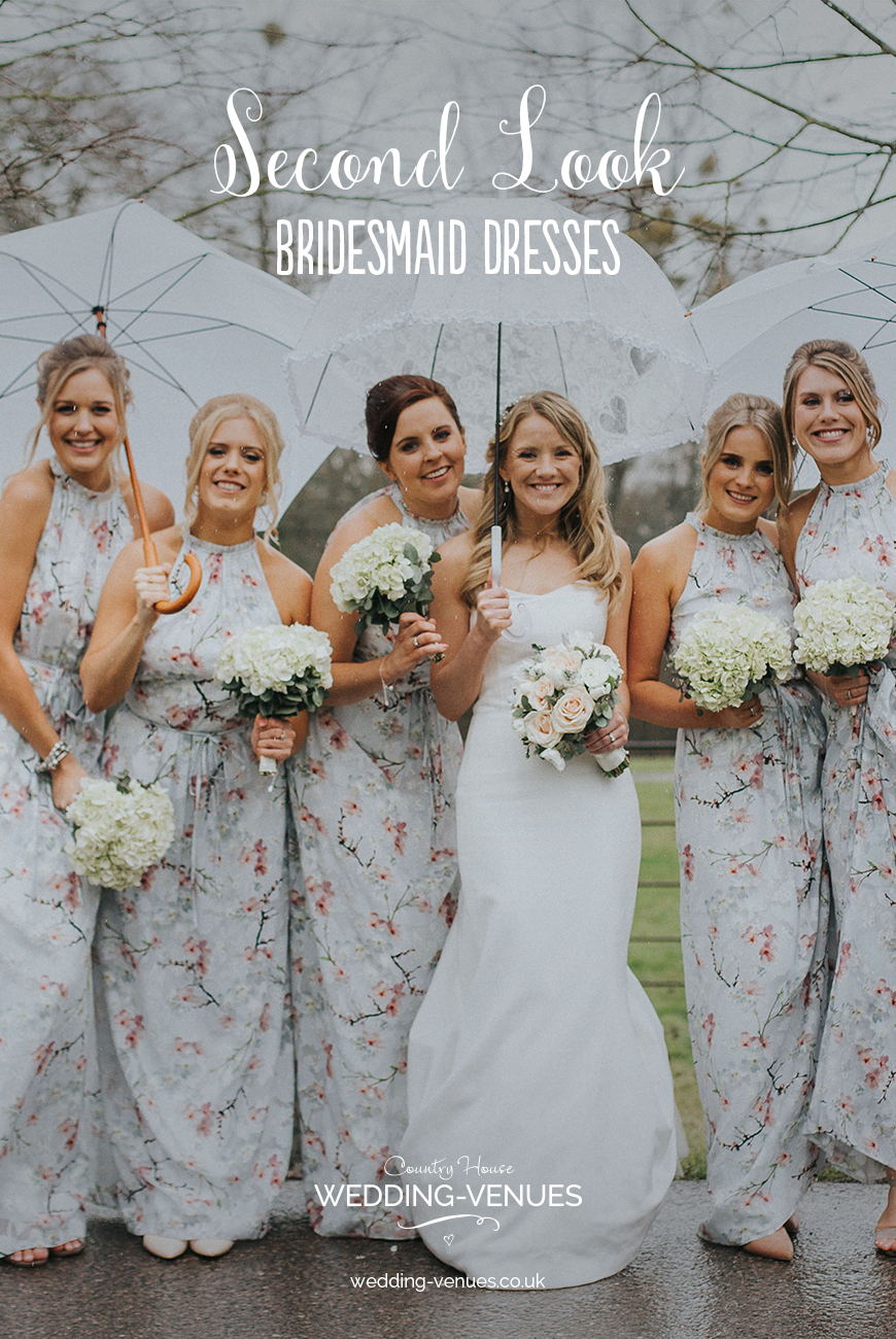 Second-Look Bridesmaid Dresses – What You Need To Know | CHWV