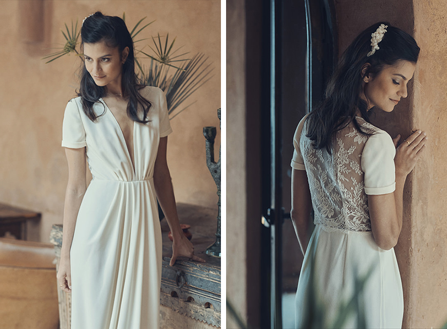 Simple Wedding Dresses You Have To See | CHWV