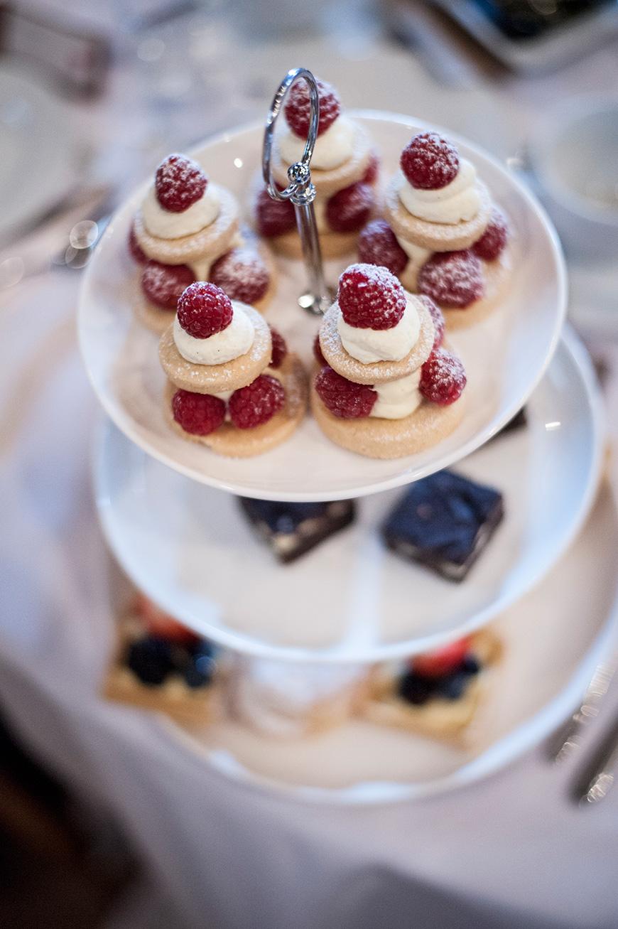 An Informal Afternoon Tea Celebration at Clock Barn - Afternoon tea | CHWV