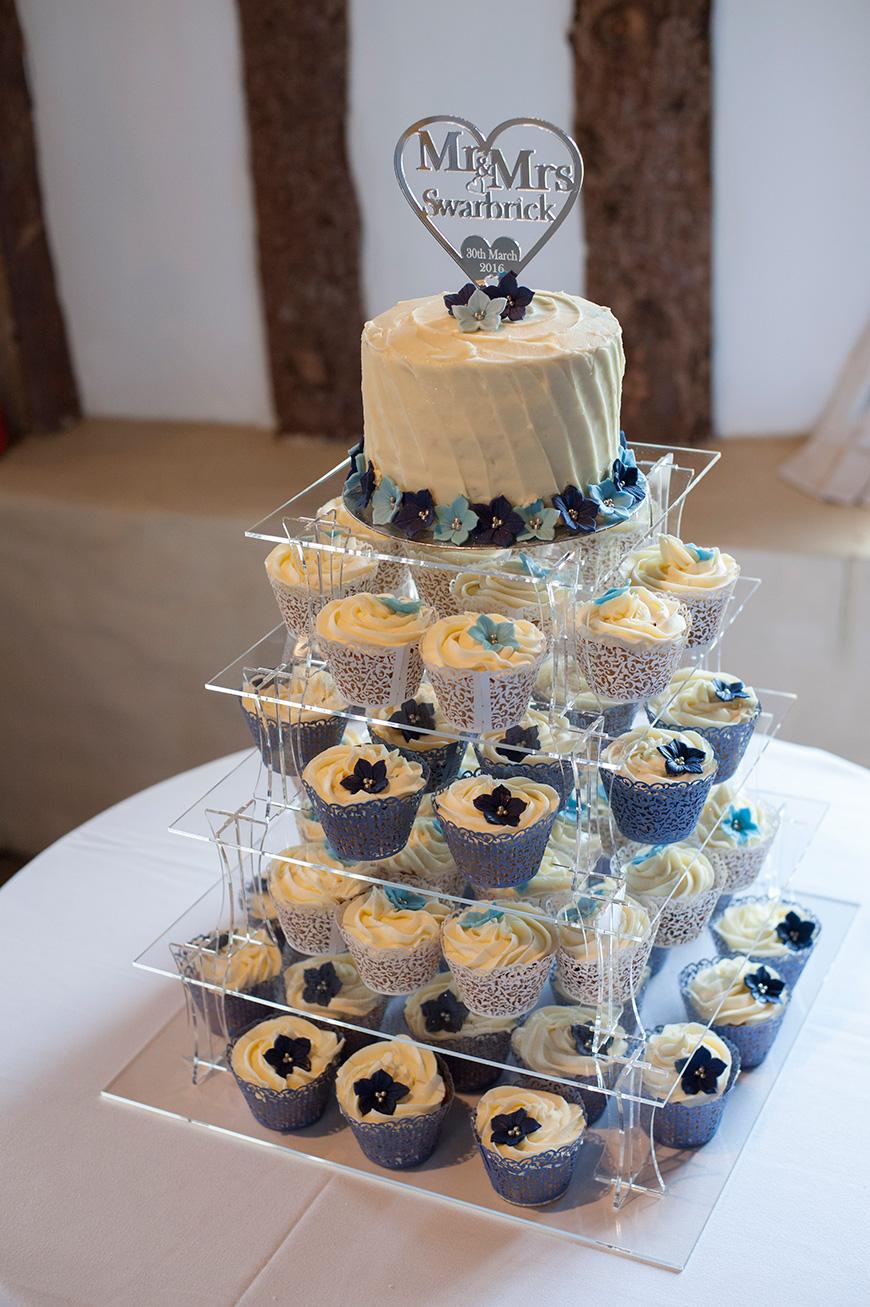 An Informal Afternoon Tea Celebration at Clock Barn - Cake | CHWV