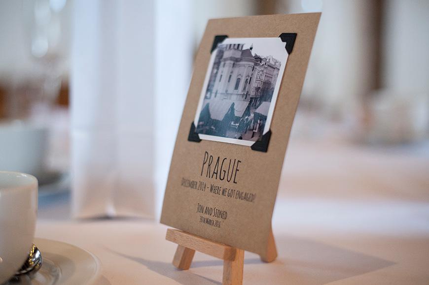 An Informal Afternoon Tea Celebration at Clock Barn - Table name | CHWV