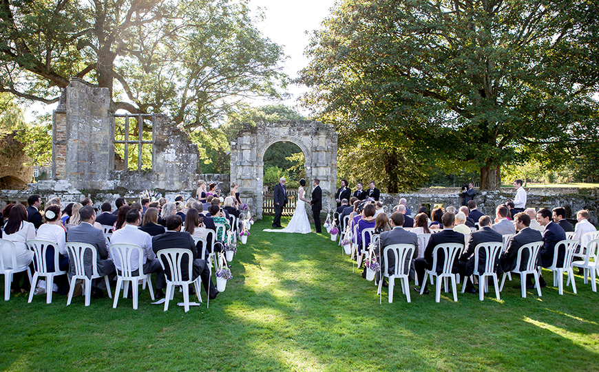The Perfect Venues For A Festival Wedding Theme - Slaugham Place | CHWV
