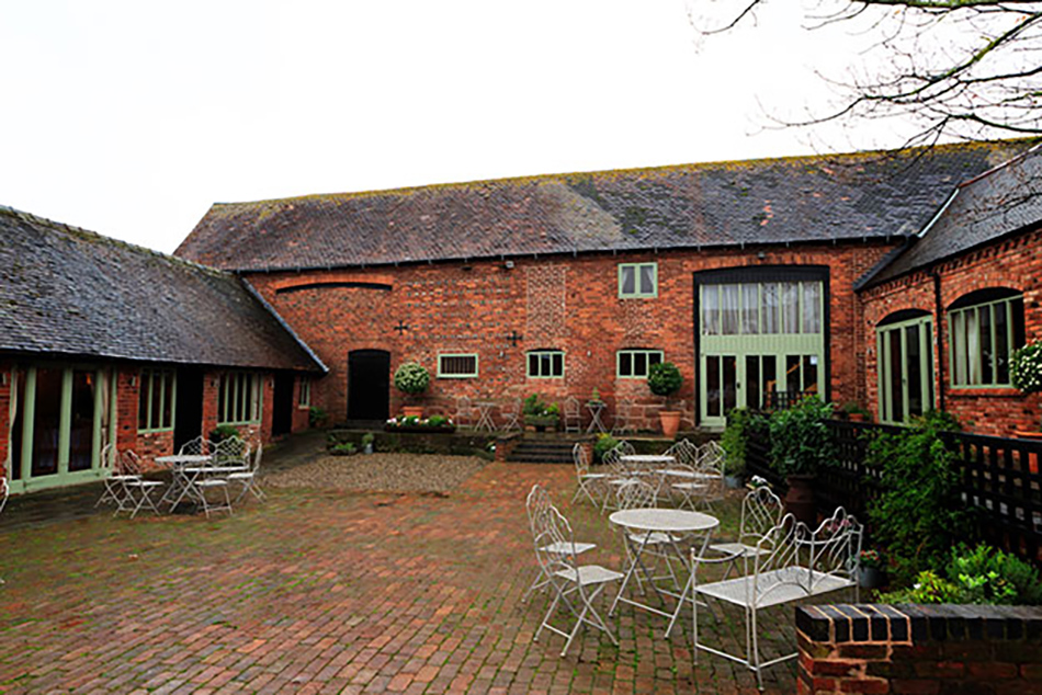 Sophie and James real life wedding at Curradine Barns   CHWV