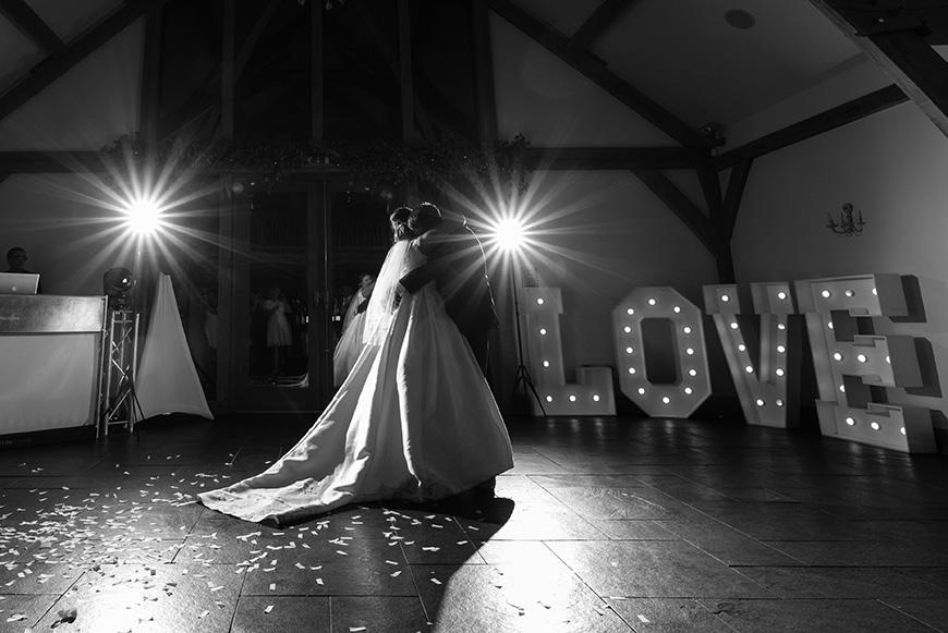Real Wedding - Sophie & Simon's Dreamy DIY Wedding At Mythe Barn | CHWV